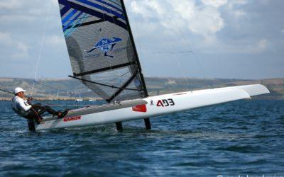 Manuel Calavia, abogado de ETL GLOBAL ADDIENS, S.L., finaliza el 4º en el Campeonato del Mundo de Catamaranes Clase A